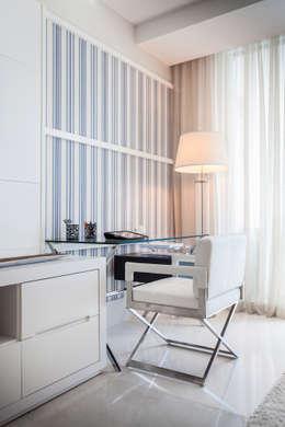 غرفة نوم تنفيذ Regina Claudia p. Galletti