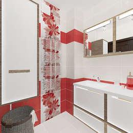 Baños de estilo  por Design Rules
