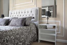 Projekty,  Sypialnia zaprojektowane przez Estudio Nicolas Pierry