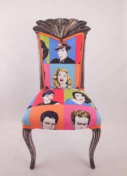 Estudio de estilo  por Motley Chairs