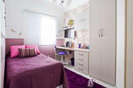 Детские комнаты в . Автор – Amanda Pinheiro Design de interiores