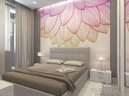 Projekty,  Sypialnia zaprojektowane przez variatika