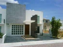 moderne Huizen door SANTIAGO PARDO ARQUITECTO