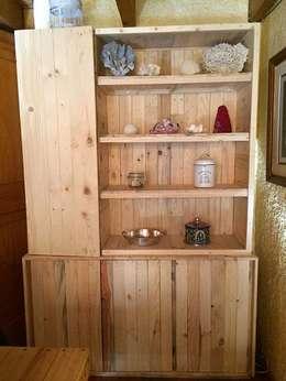 Alacena y muebles para decorar tu comedor homify - Tarima para cocina ...