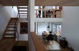 藤森大作建築設計事務所의  다이닝 룸