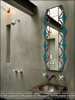 industrial Bathroom تنفيذ KAGADATO