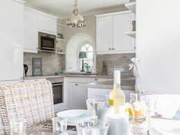 Projekty,  Kuchnia zaprojektowane przez Immofoto-Sylt