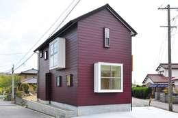 住宅 by 若山建築設計事務所
