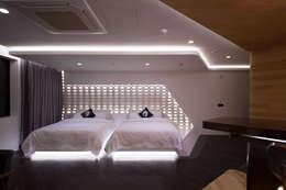Lounge_17: Seungmo Lim의  침실