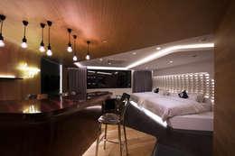 Lounge_17: Seungmo Lim의  거실