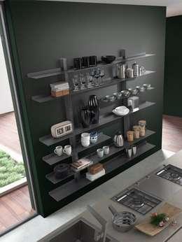 Siderio: modern tarz Oturma Odası
