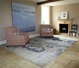 The Rug Studio: klasik tarz tarz Oturma Odası