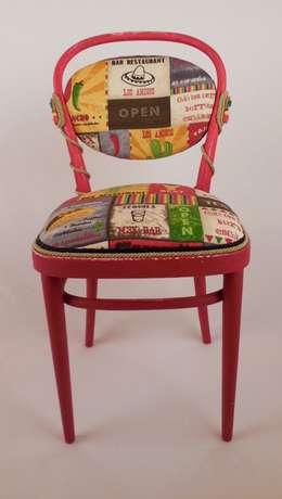 Cocina de estilo  por Motley Chairs