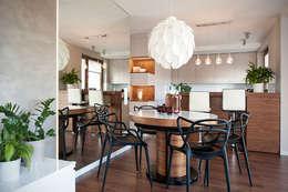 Столовые комнаты в . Автор – Finchstudio