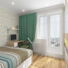 Design Rules: akdeniz tarzı tarz Yatak Odası