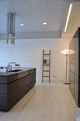 Кухни в . Автор – Mobili Campopiano & Raffaele s.a.s.