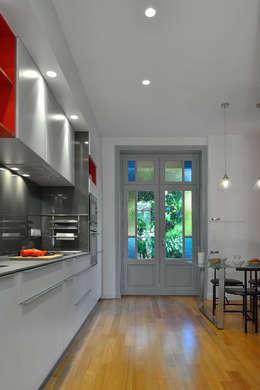 Кухни в . Автор – Tymeno