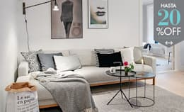 Muebles e ideas de DecoGallery: Livings de estilo moderno por DecoGallery