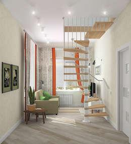 Design Rules: akdeniz tarzı tarz Oturma Odası