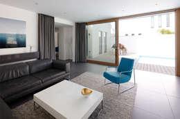 Projekty,  Salon zaprojektowane przez K3- Planungsstudio