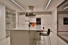 Cocinas de estilo minimalista por DosiCreatius