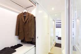 Vestidores de estilo moderno por Qmedia