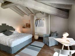 5 spettacolari camere da letto in mansarda
