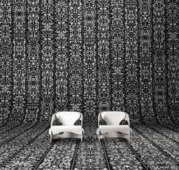 Murs & Sols de style de style eclectique par ROOMSERVICE DESIGN GALLERY
