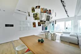 Woonkamer door Millimeter Interior Design Limited