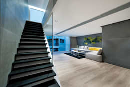 modern Living room by Millimeter Interior Design Limited