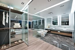 modern Bathroom by Millimeter Interior Design Limited