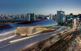 Zaha Hadid Architectsが手掛けたコンベンション・センター