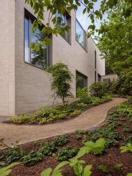Сады в . Автор – ARCHITEKTEN BRÜNING REIN