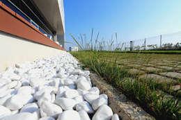 asis mimarlık peyzaj inşaat a.ş. – Asis Mimarlik: akdeniz tarzı tarz Bahçe