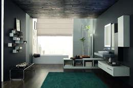 modern Bathroom by mastella