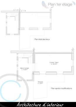 Phòng khách by Crhome Design