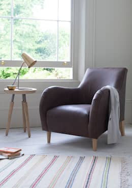 Buster club chair : classic Living room by Loaf