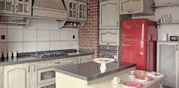 Cocinas de estilo moderno por Bilgece Tasarım