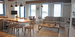 Bilgece Tasarım – Filiz Ozcan Yaz: modern tarz Oturma Odası