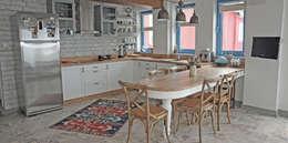 廚房 by Bilgece Tasarım
