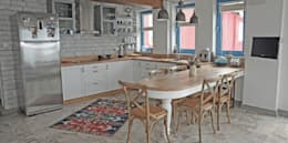 modern Kitchen by Bilgece Tasarım