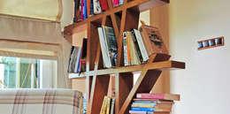 Projekty,  Domowe biuro i gabinet zaprojektowane przez Bilgece Tasarım