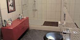 Bilgece Tasarım – Didem & Serkan Ozbakan: modern tarz Banyo