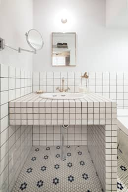 modern Bathroom by 株式会社SHOEI