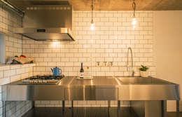 modern Kitchen by 株式会社SHOEI
