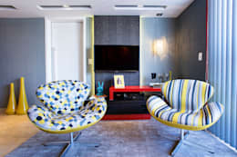 modern Living room by Lo. interiores