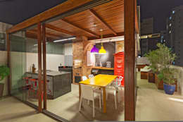 Patios by Amis Arquitetura & Design