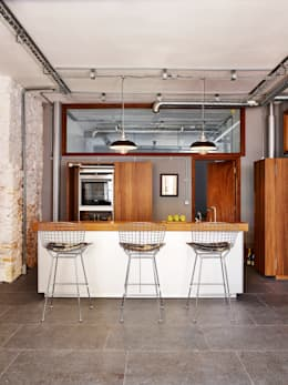 moderne Keuken door Sapphire Spaces