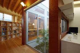 萩原健治建築研究所의  정원