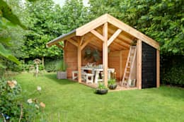 Garden Shed by NuBuiten.nl